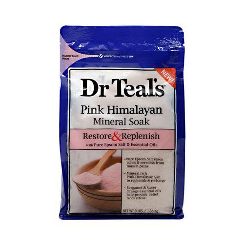 Sal De Epsom Pink Himalayan