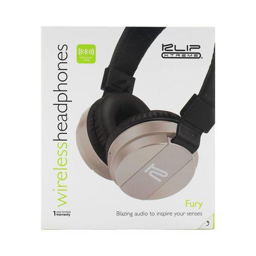 Audífono klip xtreme inalámbricos grises