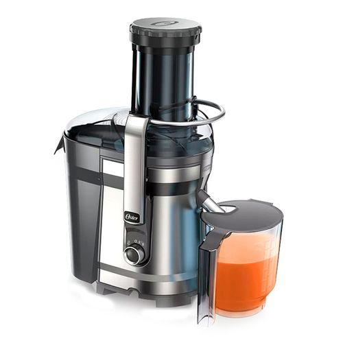 Extractor de jugos Oster con tecnología de auto-limpieza