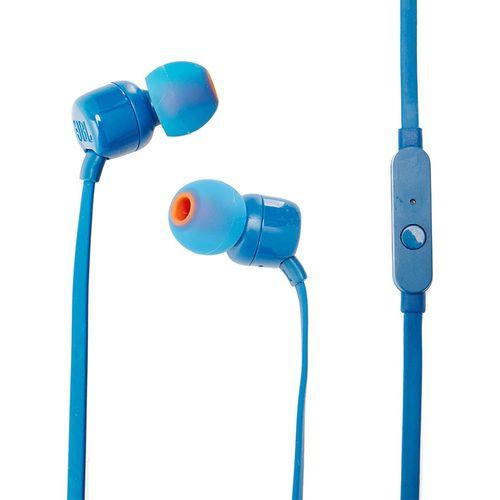 Audífono JBL tune 110 azules