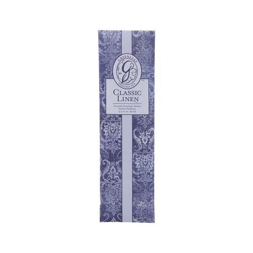 Bolsa delgada classic linen