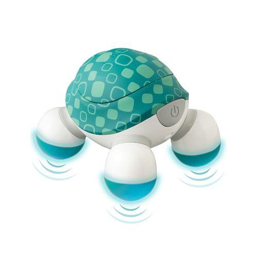 Mini masajeador tortuga