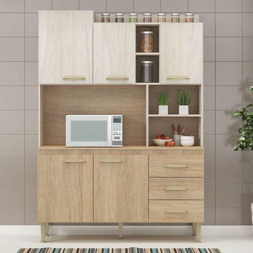 Mueble para cocina compacta victoria