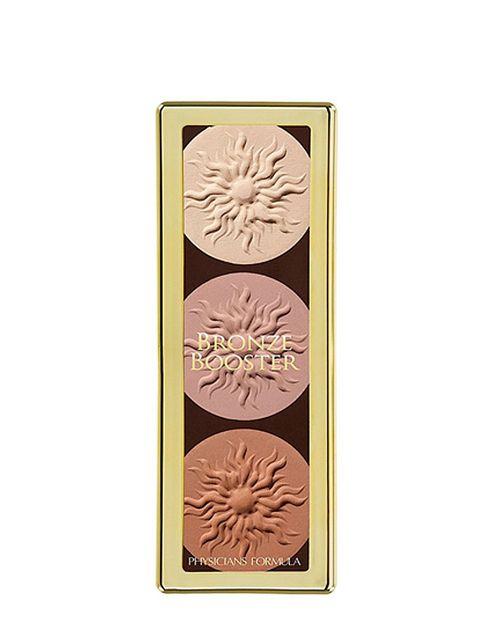 Bronze Booster Highlight & Contour Palette - Matte Sculpting