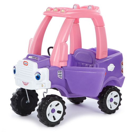 Princess cozy truck