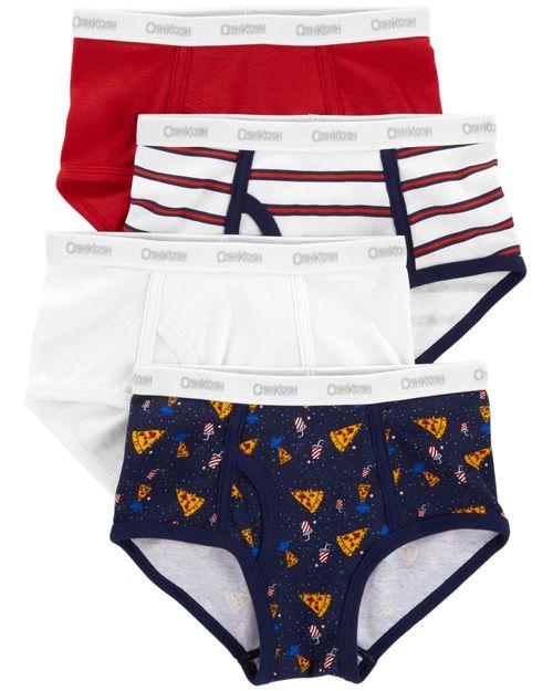 Set de ropa interior para niño 10 a 12
