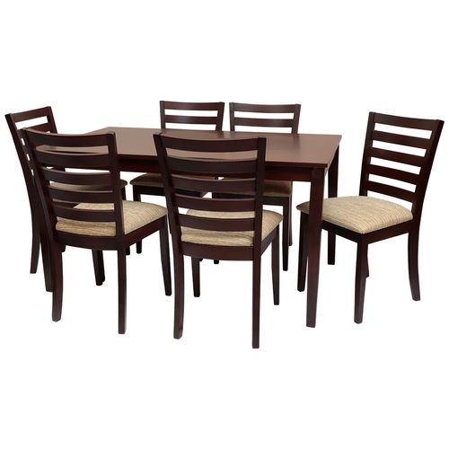 Comedor rectangular 6 personas
