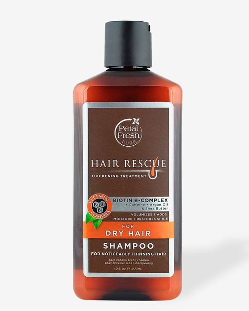 Pure Hair Rescue Thickening Treatment Shampoo For Dry Hair