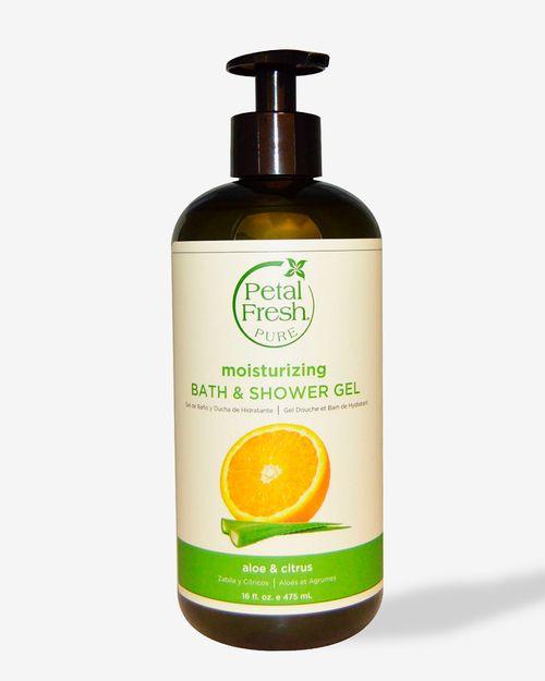 Pure Refreshing Bath & Shower Gel Aloe & Citrus 475ml