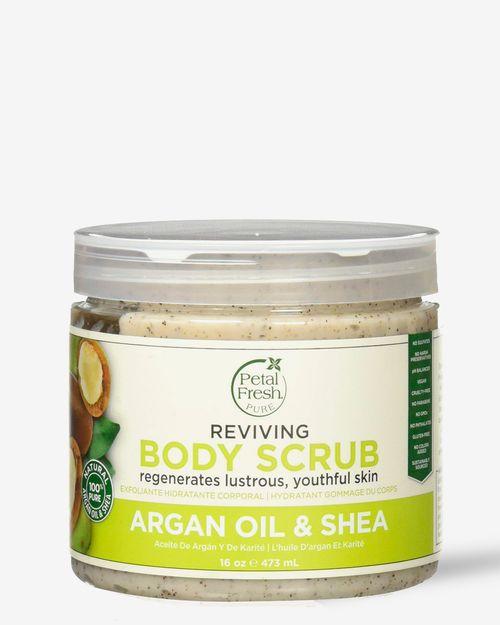 Exfoliante Pure Argan Oil & Shea 473ml
