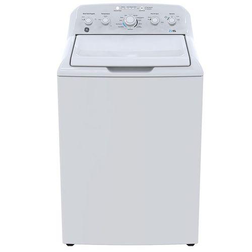 Lavadora 21 kilos, blanca