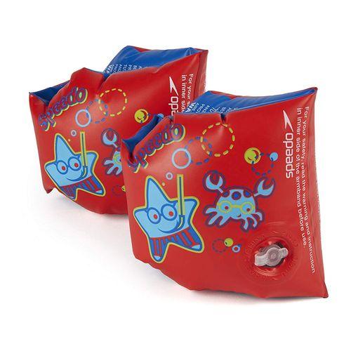 Flotadores para brazo azul/rojo