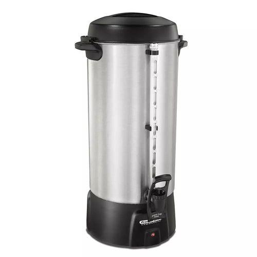 Cafetera 100 tazas proctor silex aluminio
