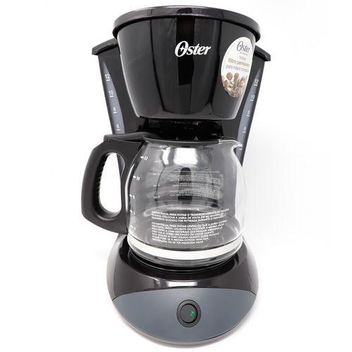 Cafetera negra 12 tazas