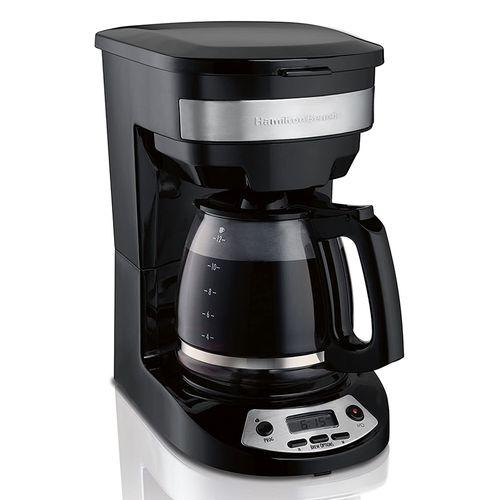 Cafetera programable 12 Tzs.