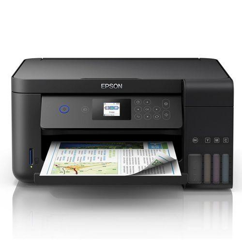 Impresor de tinta epson l4160 wifi