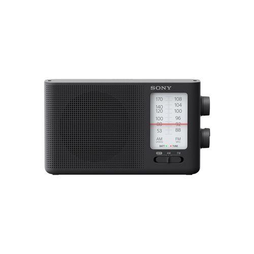 Radio fm/am de sintonización analógica portátil