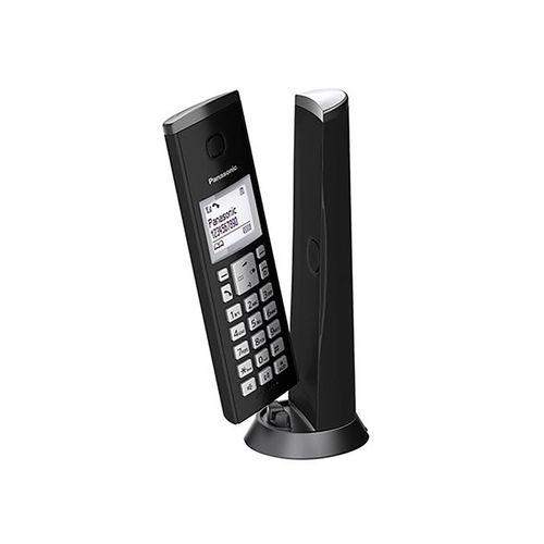 Teléfono inalámbrico cilíndrico