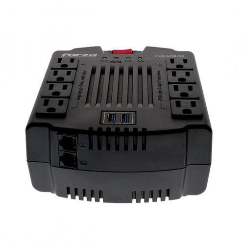 Regulador de voltaje con usb