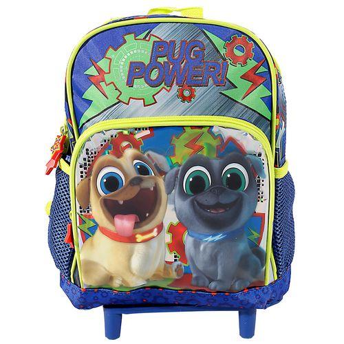 """Mochila de ruedas puppy dog pals 12"""""""