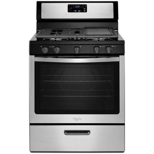Cocina a gas whirlpool 30