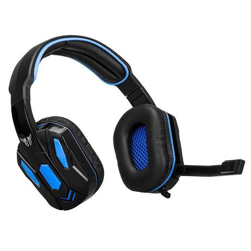 Audífono para gamers conexión usb