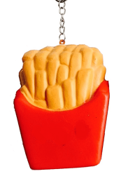 Llavero de papa frita