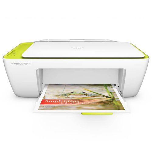 Impresora hp all in one 2135