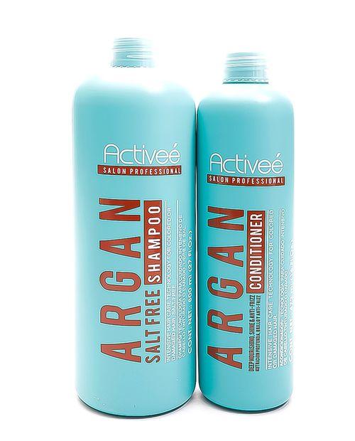 Dúo Argán Shampoo & Acondicionador