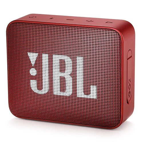 Altavoz JBL go 2 rojo