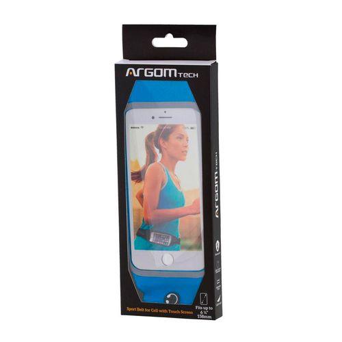 Bolso de cintura deportivo para celular resistente al agua