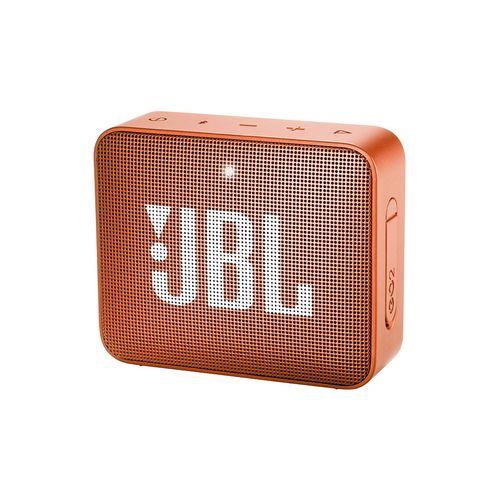 Altavoz JBL go 2 naranja