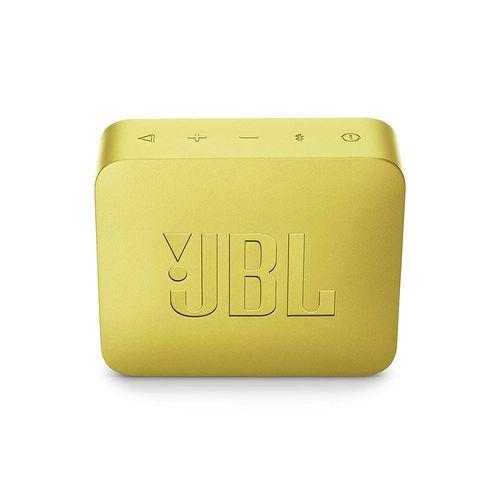 Altavoz JBL go 2 amarillo