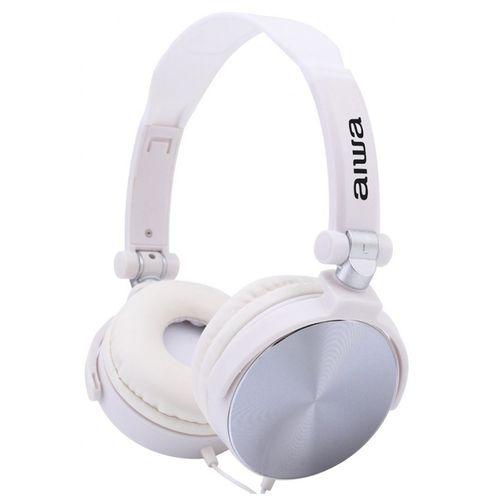 Audífono color blanco