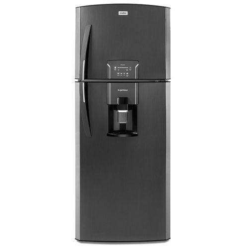 Refrigerador mabe 11 PCU negro stainless steel