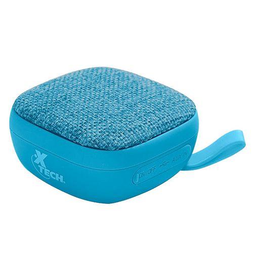 Mini bocina  bluetooth  azul