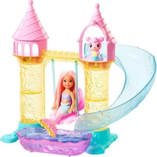 Barbie parque de sirenas