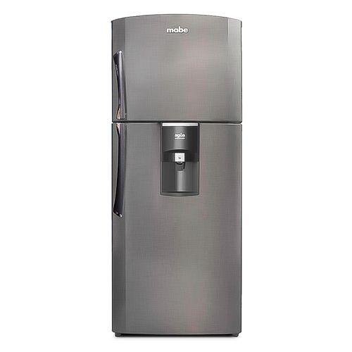 """Refrigerador 19"""" dispensador de agua / plata"""