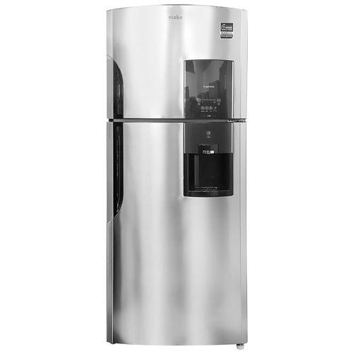 Refrigerador 19 PCU en acero inoxidable