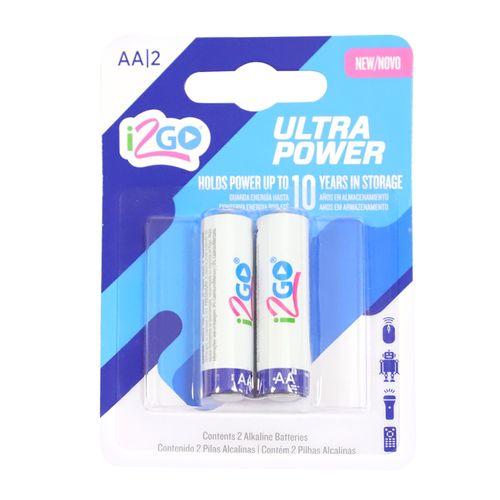 Baterías AA 2 pack