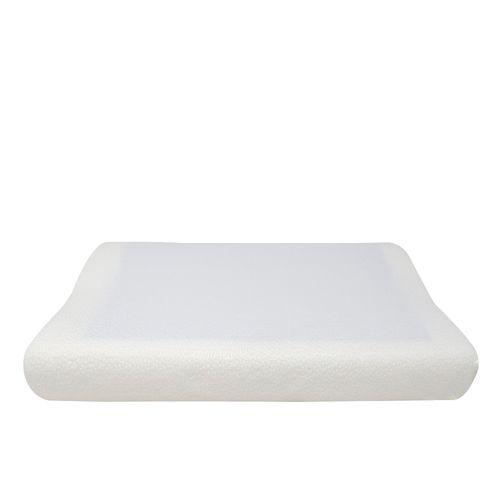 Almohada memory foam - cool jaquard 50x30x10-7cm