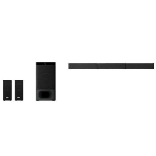 Sistema de barra de sonido de cine en casa