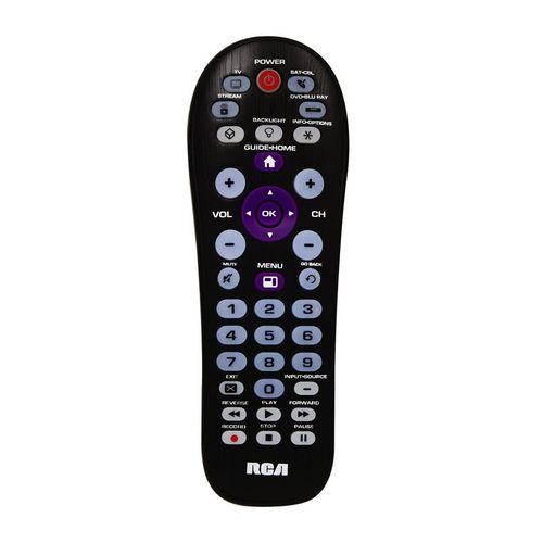 Control remoto universal para 4 dispositivos