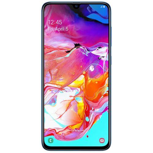 Samsung Galaxy a70 azul