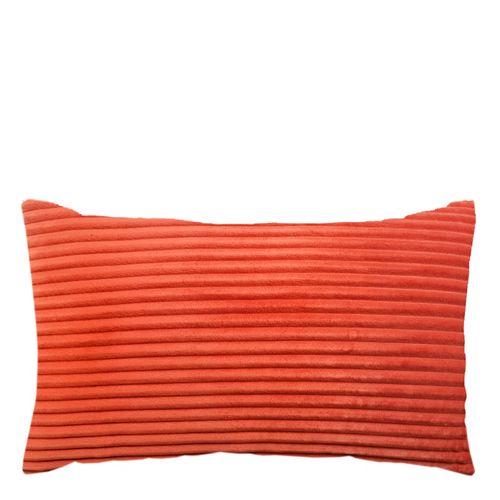 Body pillow corduroy ladrillo