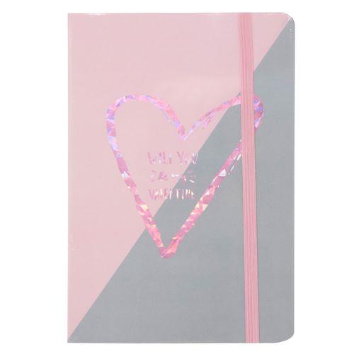 Cuaderno corazon