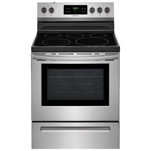 Cocina eléctrica frigidaire 30