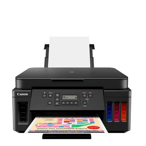 Impresora inalámbrica cannon pixma g6010
