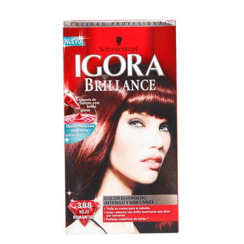 IG Brillance  388 Rojo Romantico
