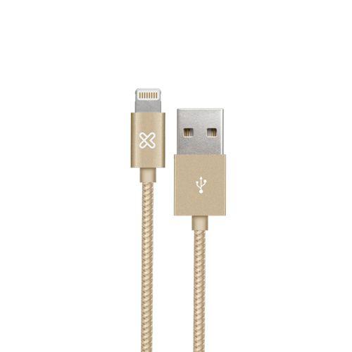 Cable apple usb dorado 50 cm